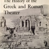 Bieber: Theatre Greek and Roman