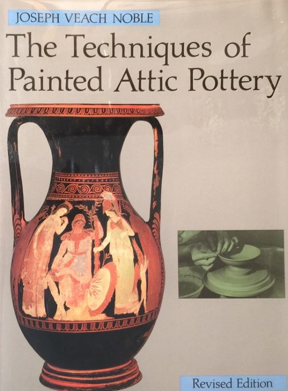 Attic Pottery by Joseph Noble